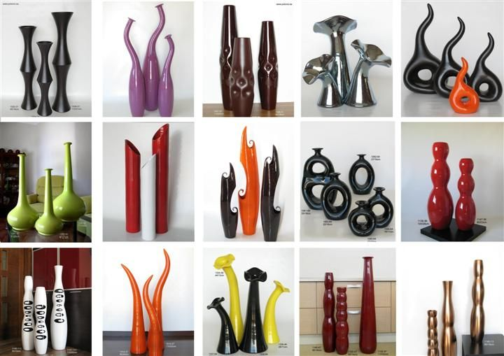 Ceramica artesanal jarrones buscar con google - Jarrones decorativos para jardin ...