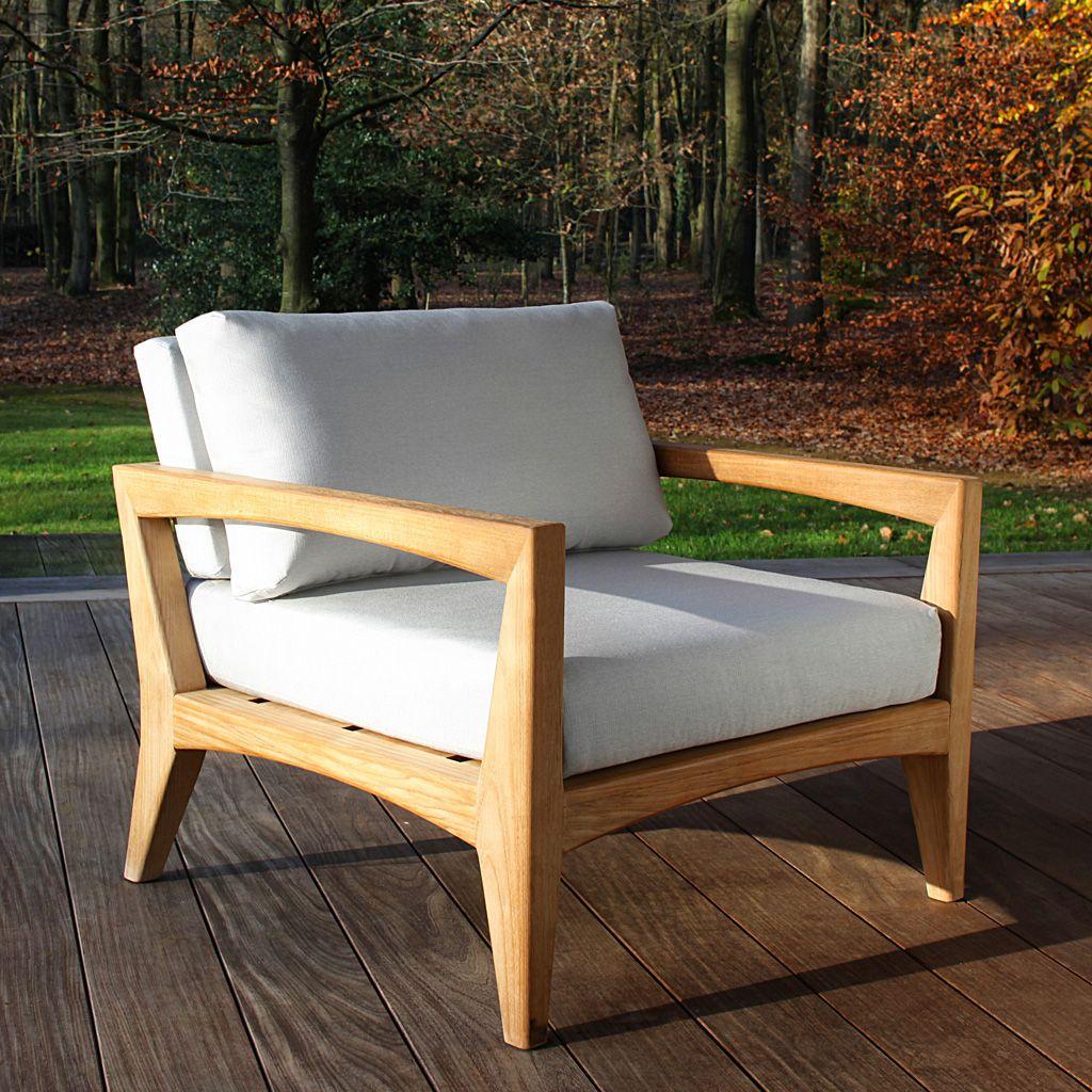 Royal Botania Zenhit Teak Garden Sofa Teak Furniture Garden Sofa Modern Sofa