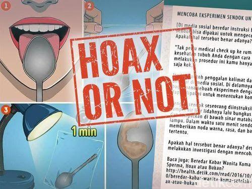 Ramai Di Medsos, Sendok Disebut Bisa Digunakan untuk Check Up Medis, Hoax atau Tidak ?