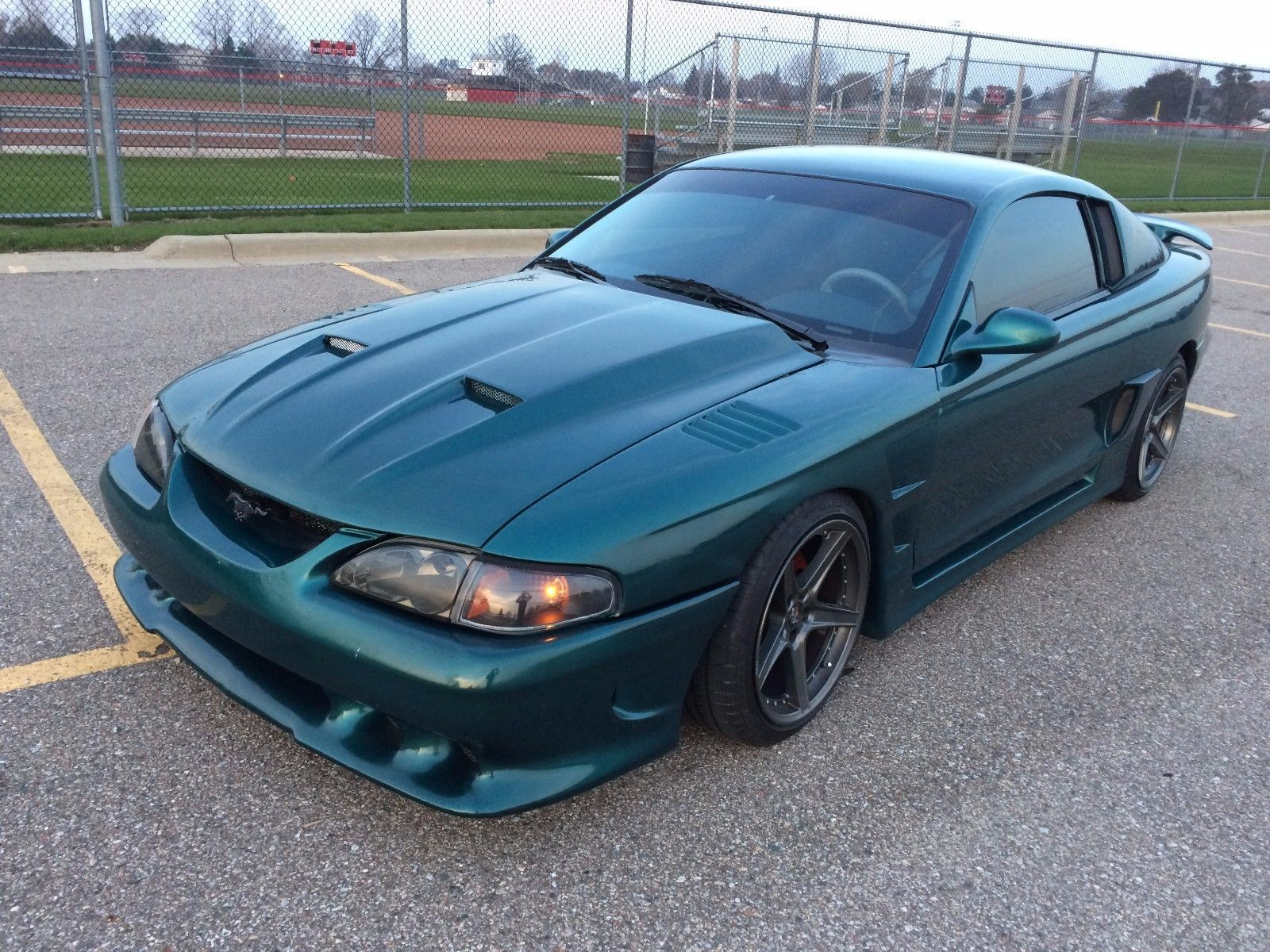 Ebay 1998 ford mustang custom 1998 ford mustang customized car