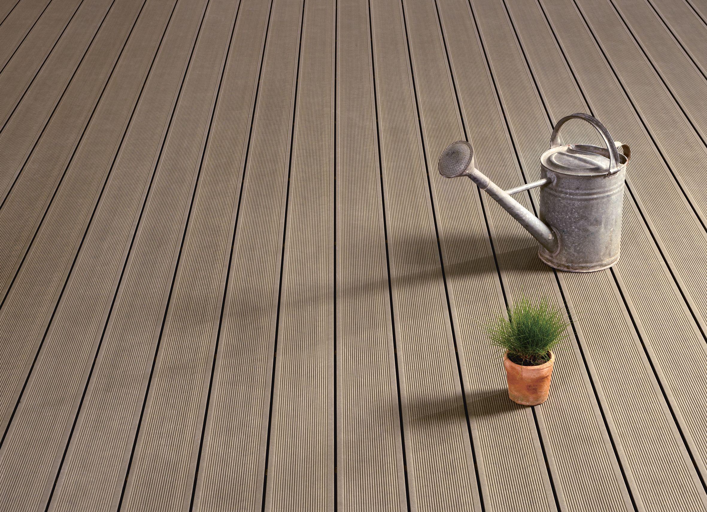 best option for terrace flooring,white plastic deck