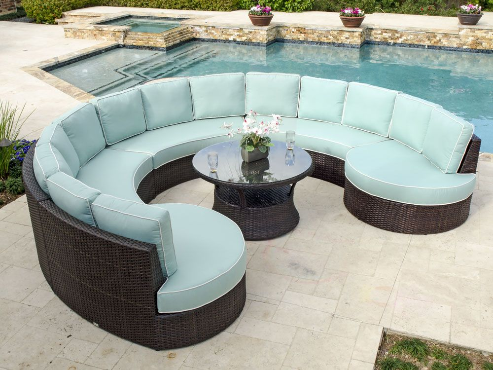 Lovely Circular Outdoor Furniture   Google Search