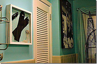 Breakfast At Tiffany S Bathroom Tiffany Blue Bathrooms