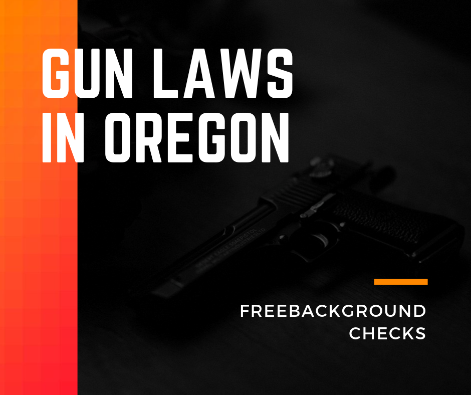 Background Check in Oregon - Free Public and Criminal ...