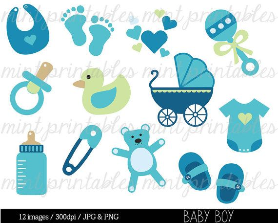 baby shower clipart clip art baby boy clipart baby clipart blue