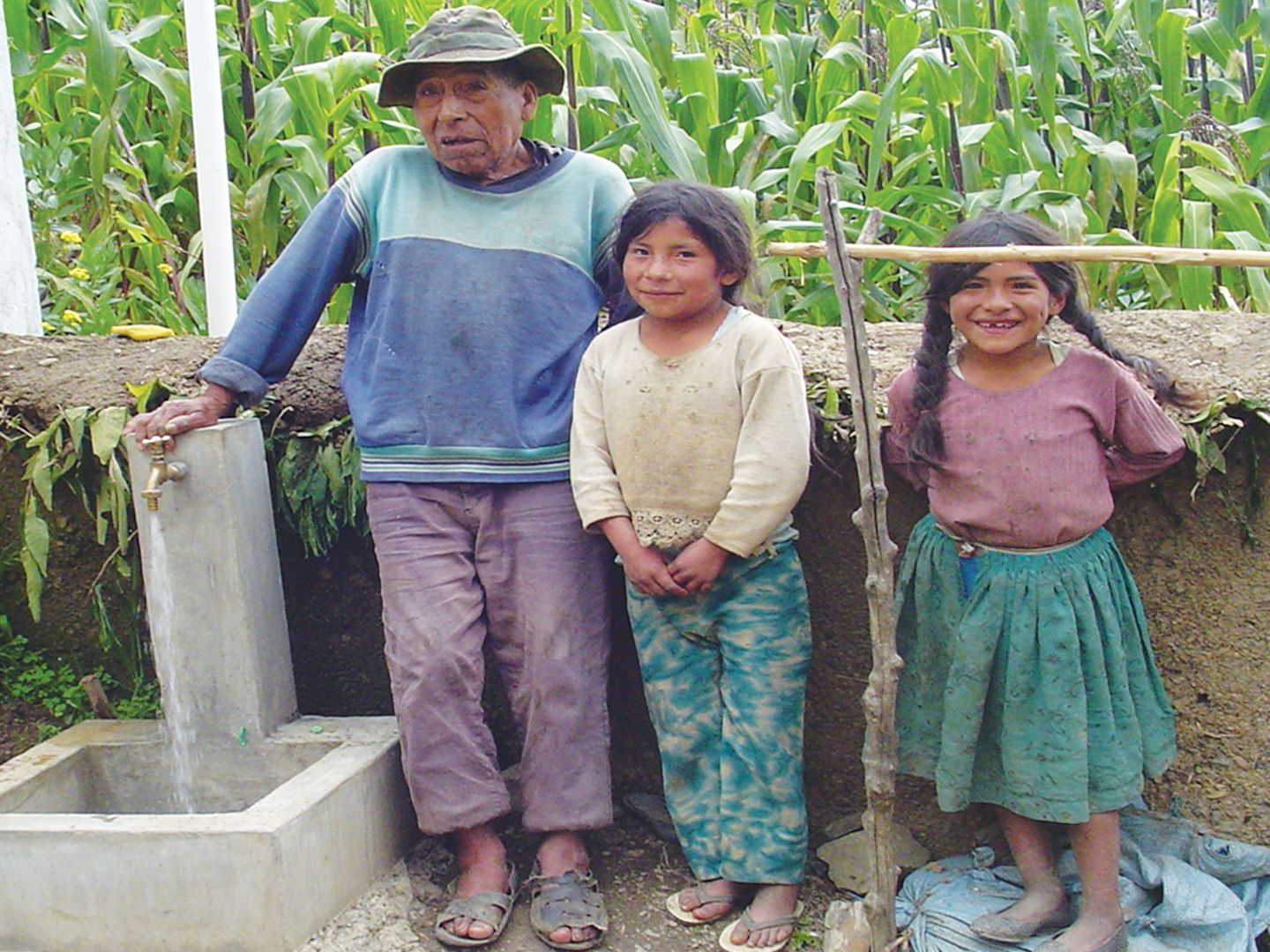 Clean Water For Rural Communities Bolivia 110 Installs