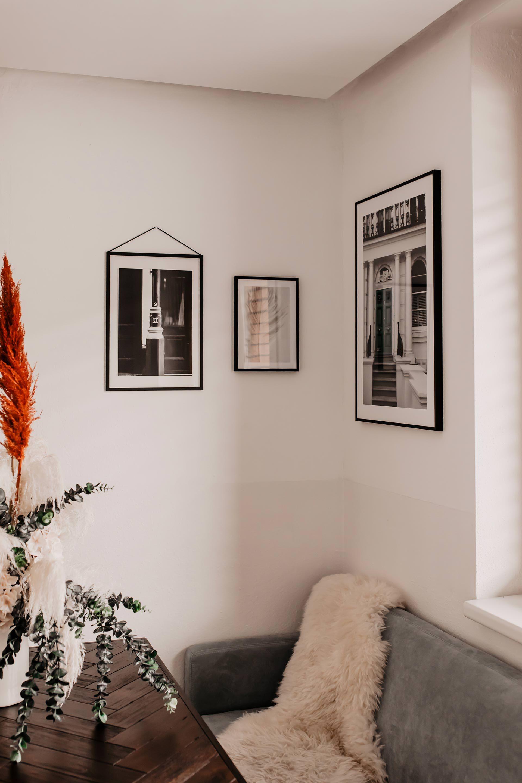 Wandgestaltung mit Bildern Meine Ideen für Küche und Wohnzimmer   Wandgestaltung, Küche und ...