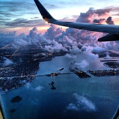 Vanessa Prosser Adventure Travel Travel Airplane View