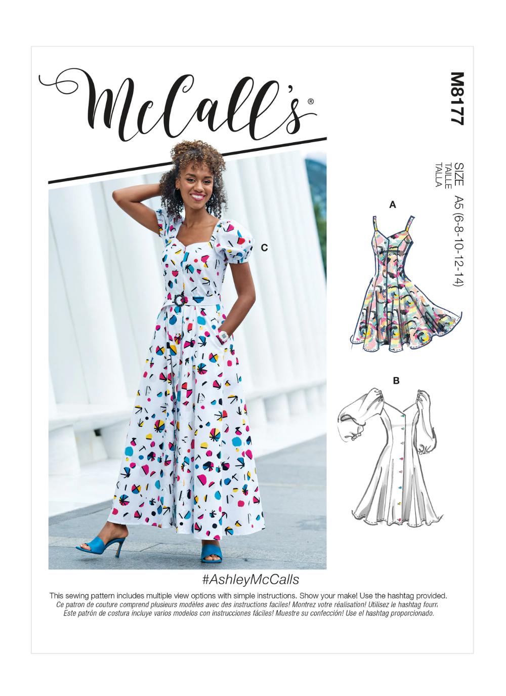 M8177 In 2021 Summer Dress Sewing Patterns Sundress Sewing Patterns Summer Dress Patterns [ 1375 x 1000 Pixel ]