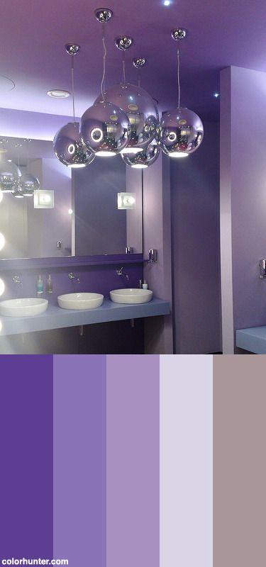 Bathroom Lights Edinburgh lights in bathroom of hotel missoni, edinburgh color scheme