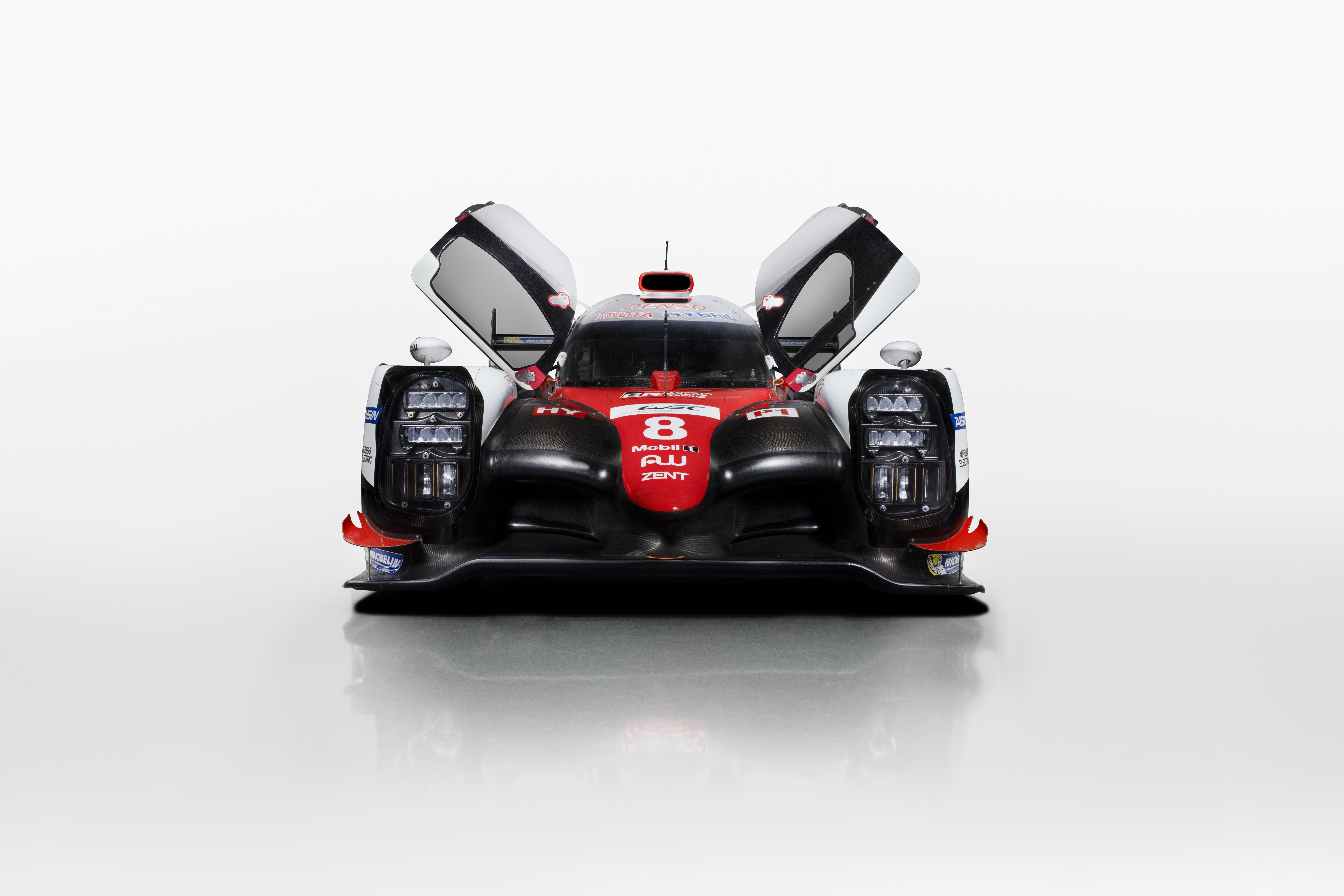 cool 2017 Toyota TS050 Hybrid Photos (14) (3000×2000) Check more at ...