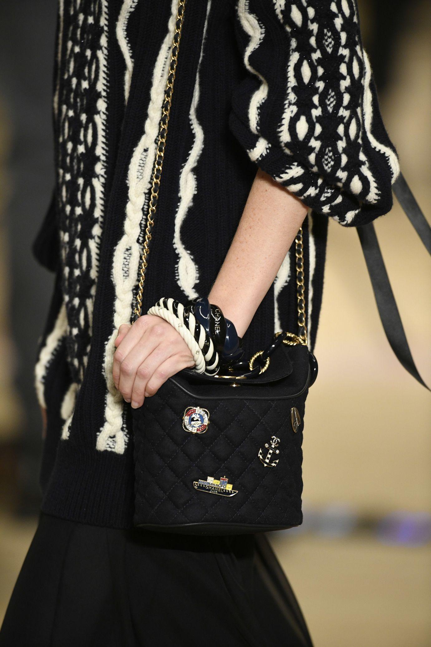 Défilé Chanel Pré Collection Automne Hiver 2018 2019 Femme