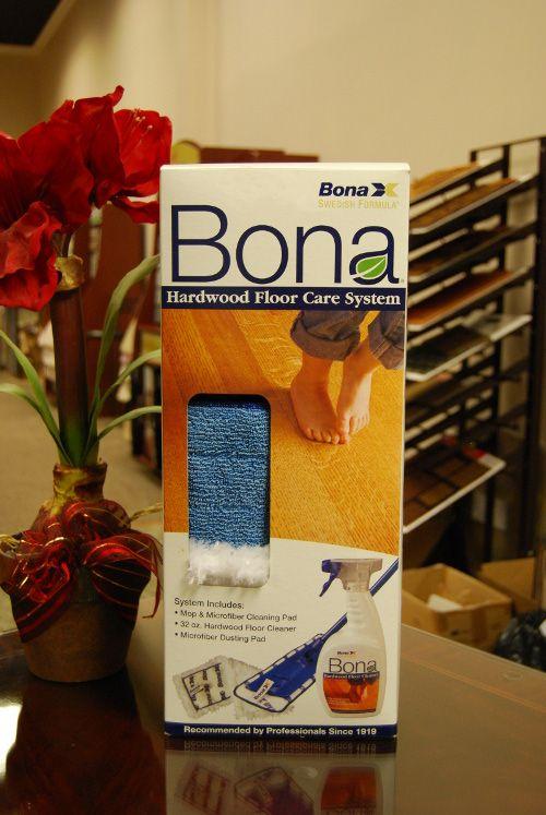 Bona Hardwood Floor Care Systems