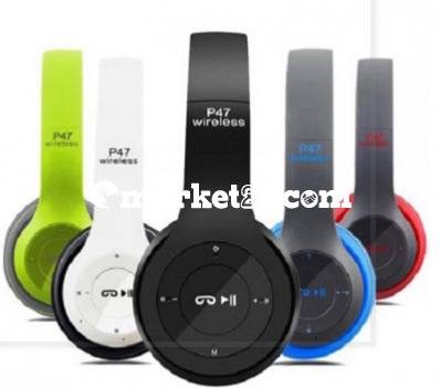 P47 Wireless Bluetooth Headphone Sik01 Price In Bangladesh For Sell Bluetooth Headphones Wireless Headphone Wireless Bluetooth