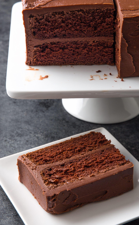 Wellesley Fudge Cake Cook S Country Recipe Fudge Cake Cake Recipes Chocolate Fudge Cake