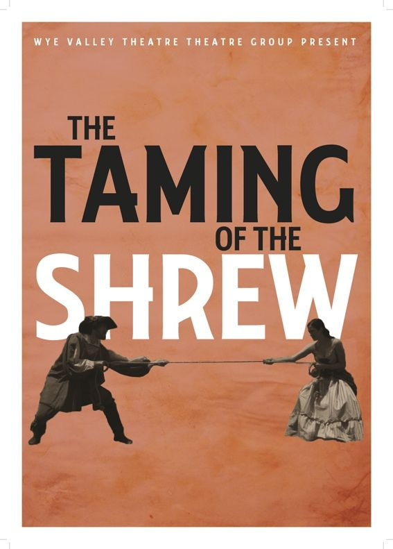 Poster - The Taming of the Shrew | Posters | Pinterest