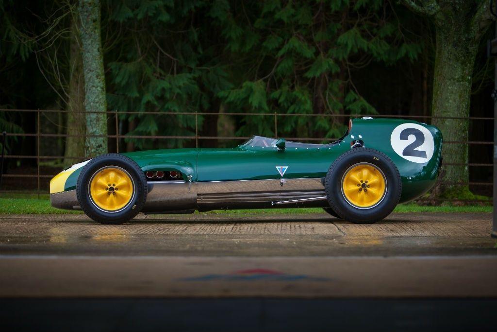 1958 Lotus 16 Ex Jim Clark, Graham Hill, Bruce Halford