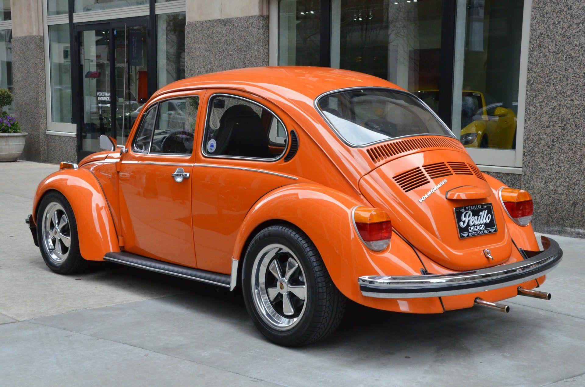 VW Dealer Chicago >> Used 1973 Volkswagen Beatle Chicago Il Volkswagen