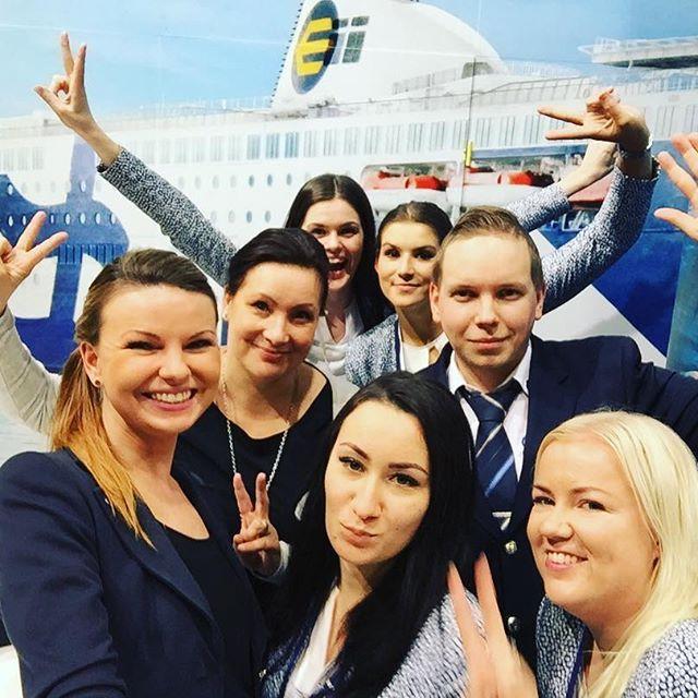 Upeat ja onnistuneet Matka 2017 -messut ovat nyt ohi – kiitos kaikille kävijöille! Meillä oli hauskaa, toivottavasti myös teillä. Tavataan taas m/s Finlandialla! #eckeröline #msfinlandia #suomi100 #matka2017