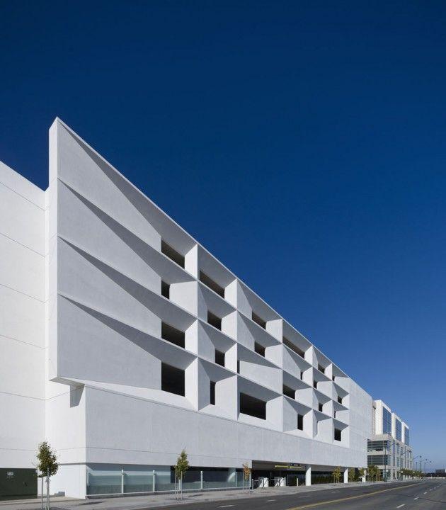 Garage Design Architecture: Mission Bay Block 27 Parking Structure By WRNS Studio