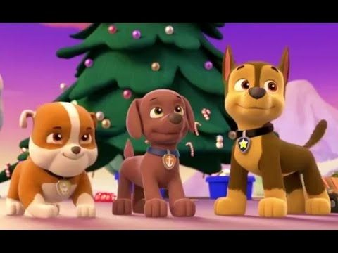 Pups Save Christmas.Paw Patrol Christmas Song Deck The Halls And Best Of Pups