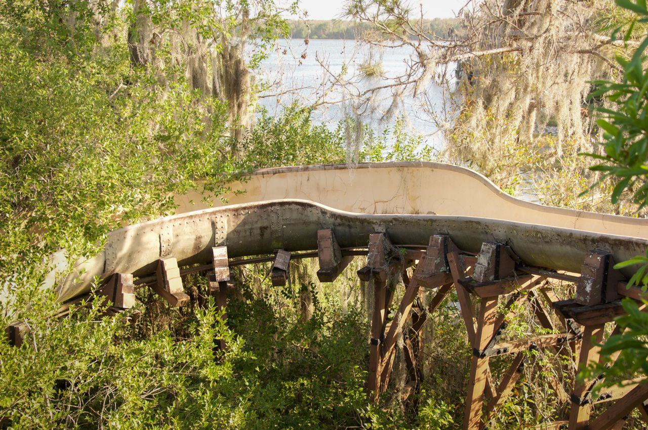 Photos of an abandoned Disney water park will haunt your dreams