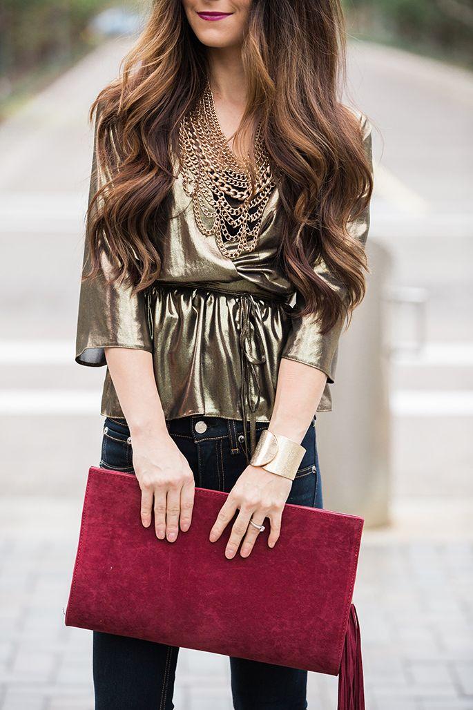 J Petite: Golden Girl