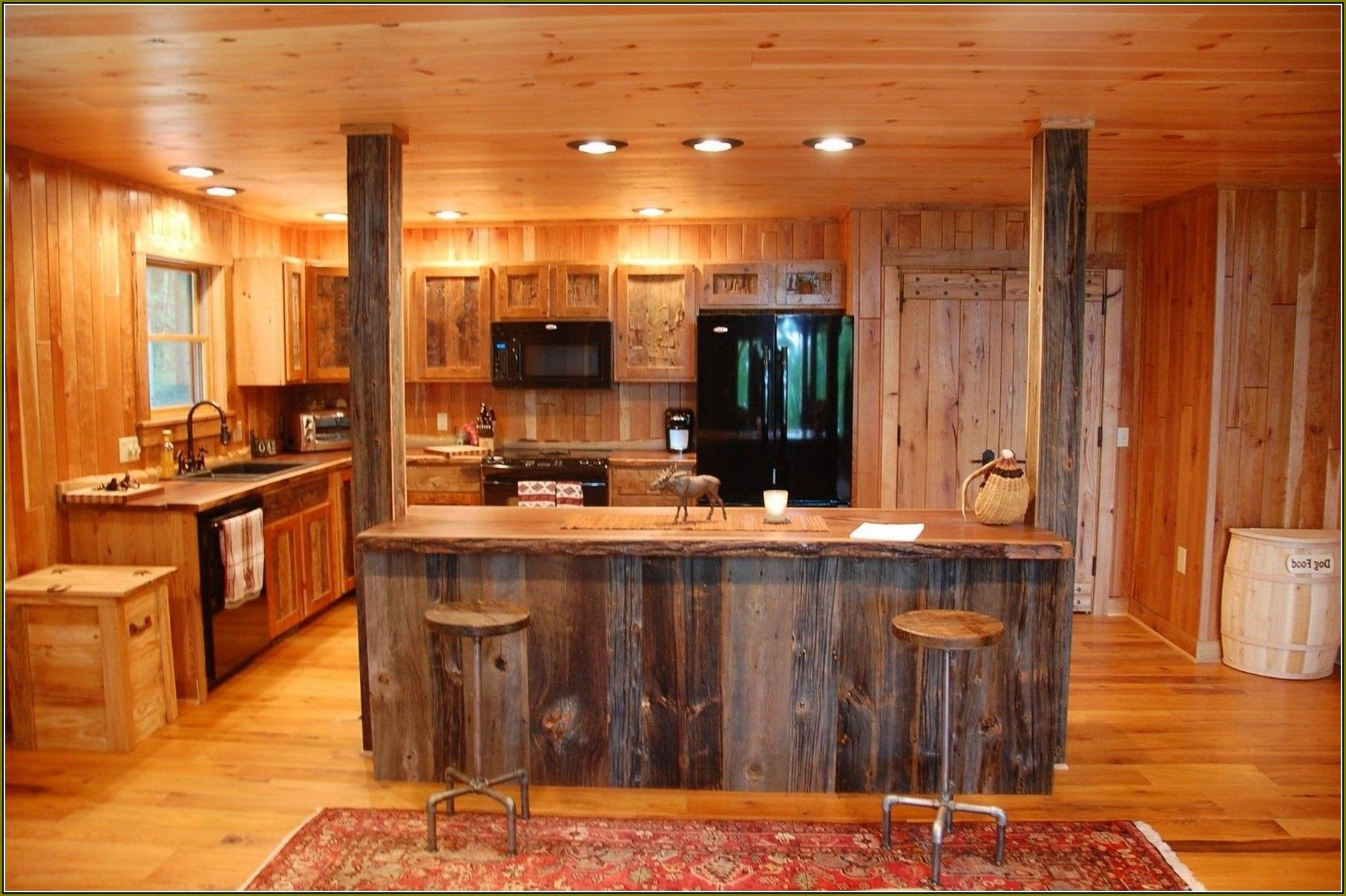 Reclaimed Wood Kitchen Cabinets Reclaimed Kitchen Units Uk Creepingthyme Info