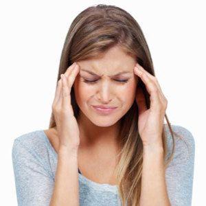 Dolores de cabeza constantes y presión arterial alta