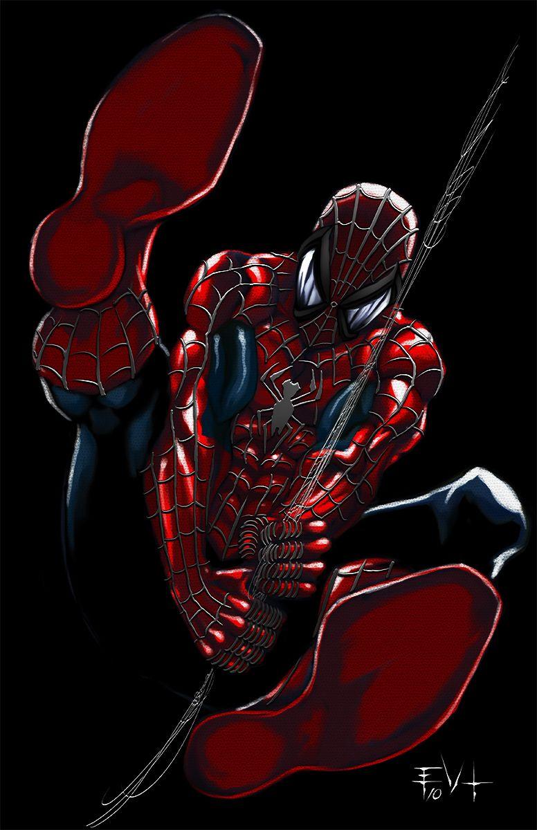 Spiderman Z by *ErikVonLehmann on deviantART