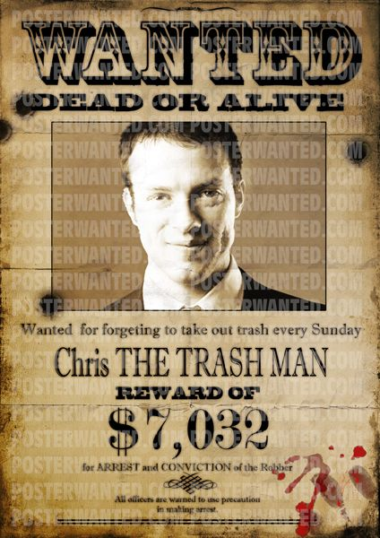 Are you searching for wanted poster generator? Wanted posters can be