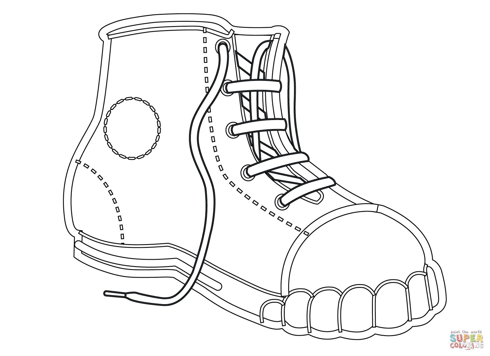 22 Great Photo Of Shoe Coloring Page Davemelillo Com Coloring Books Jordan Coloring Book Coloring Pages