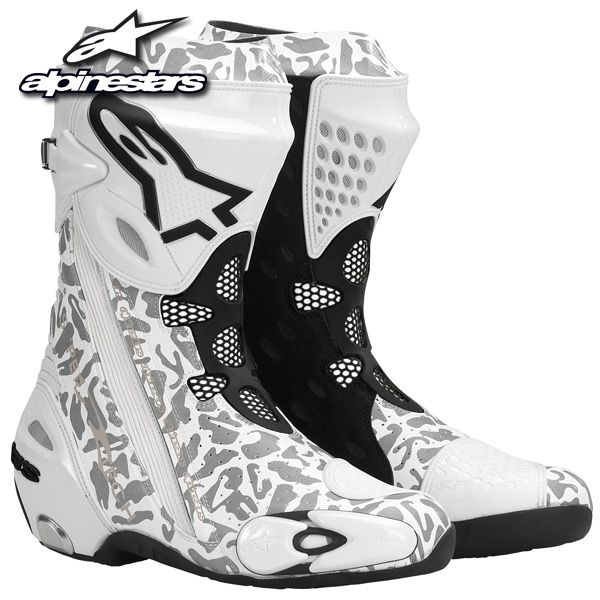 Alpinestars #Supertech R #Boots Vented GP Tracks - #motorcycle ...