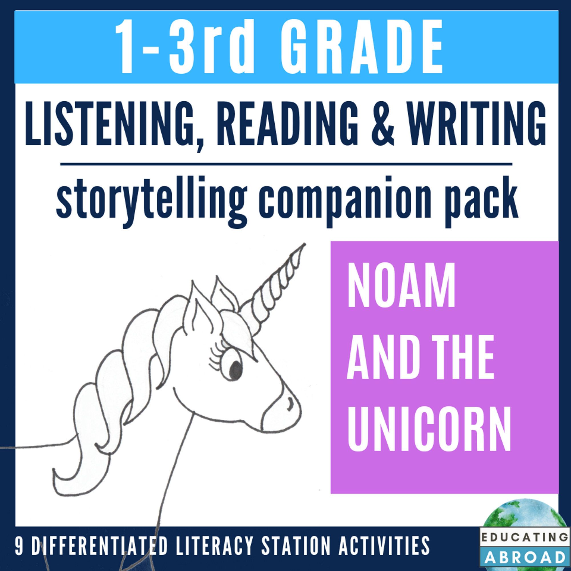 Storytelling Literacy Pack For Daily 5 And La Stations