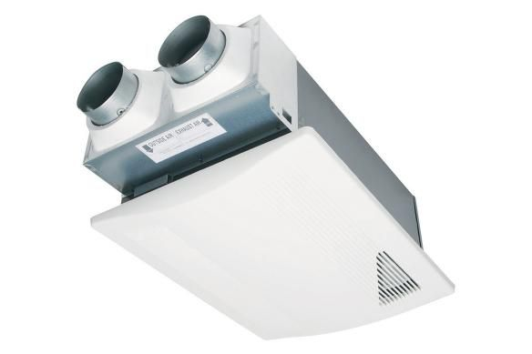 WhisperComfort Energy Recovery Ventilator (ERV) is a stand ...