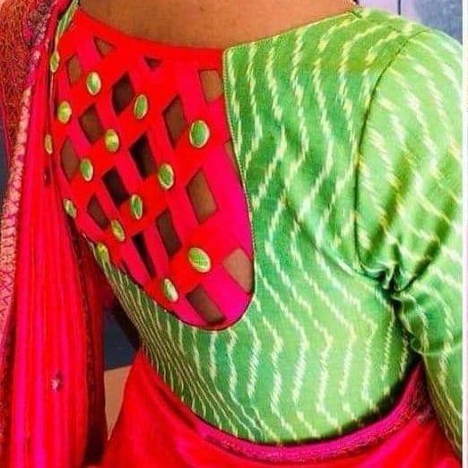 designer blouse patterns