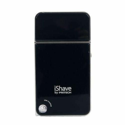 iShave USB Charge Razor - Black
