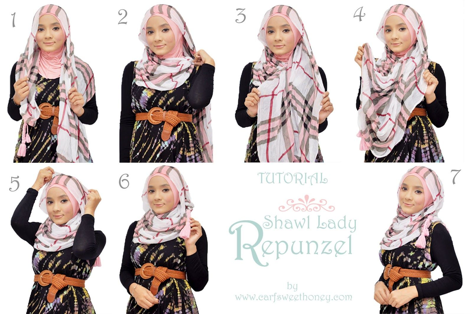 Tutorial Hijab Shawl Tutorial Hijab Shawl Images On Favim Com