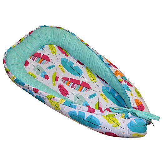Portable Crib Baby Nest Infant Positioner Sleeper