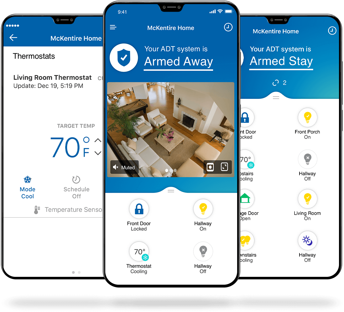 ADT Security Protect your everything Safety apps, Adt
