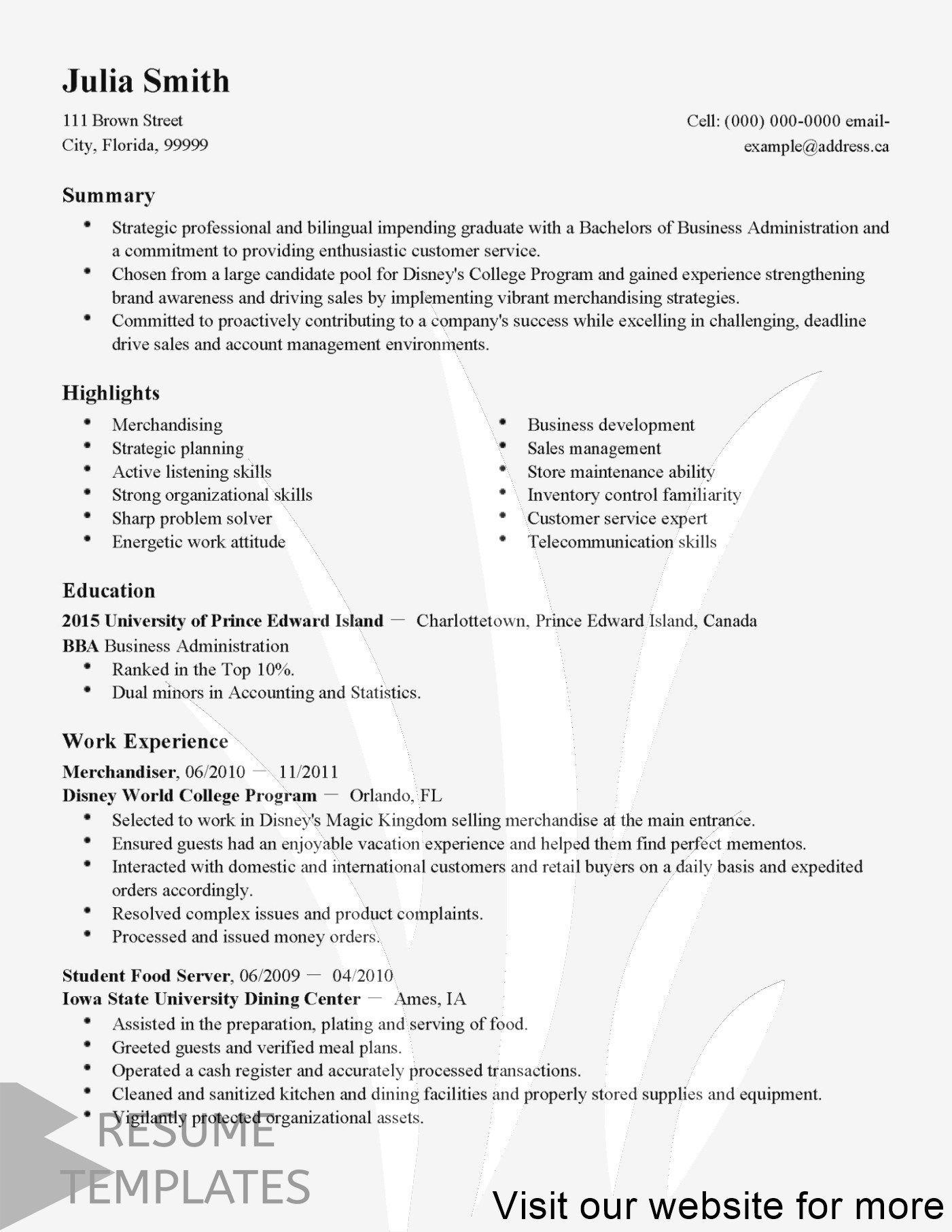 11 Teaching Resume Template Format Style Teaching Resume Job Resume Template Resume Template Free