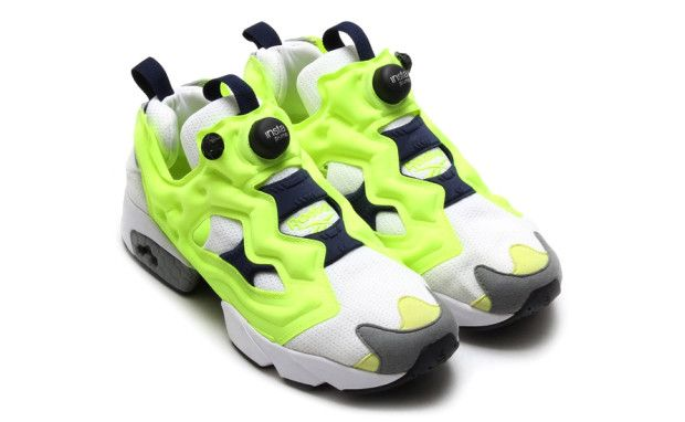 best loved 38e3b 1fa9f Reebok Insta Pump Fury OG Jackie Chan   Appeal