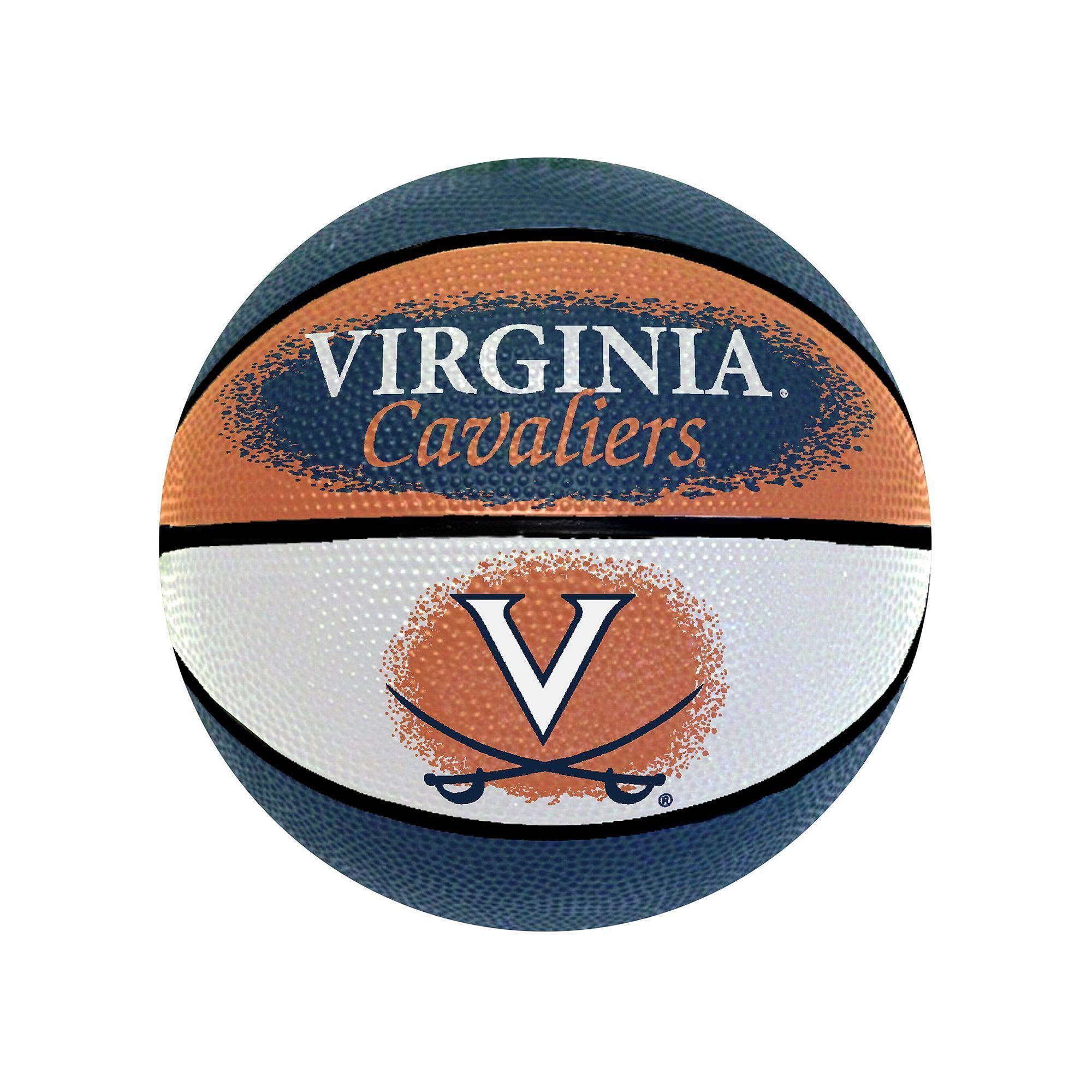 Virginia Cavaliers Mini Basketball, Multicolor Mini