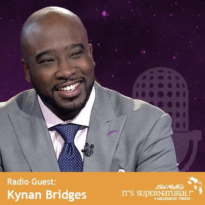 Holy Ghost School: Living from the Presence by Kynan ...  |Kingdom Authority Kynan Bridges