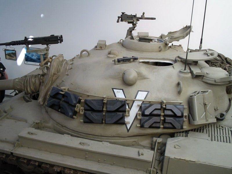 M48A4 Magach 3 – WalkAround