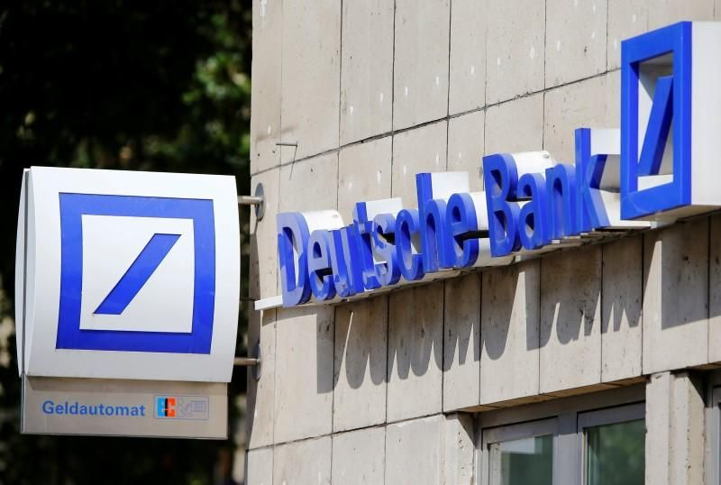 Deutsche Bank nearing mortgages settlement with U.S