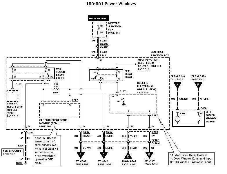 Ford F 150 Schematics