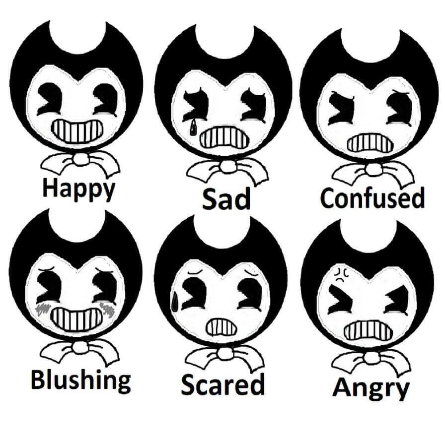 Bendy And The Ink Machine Printable