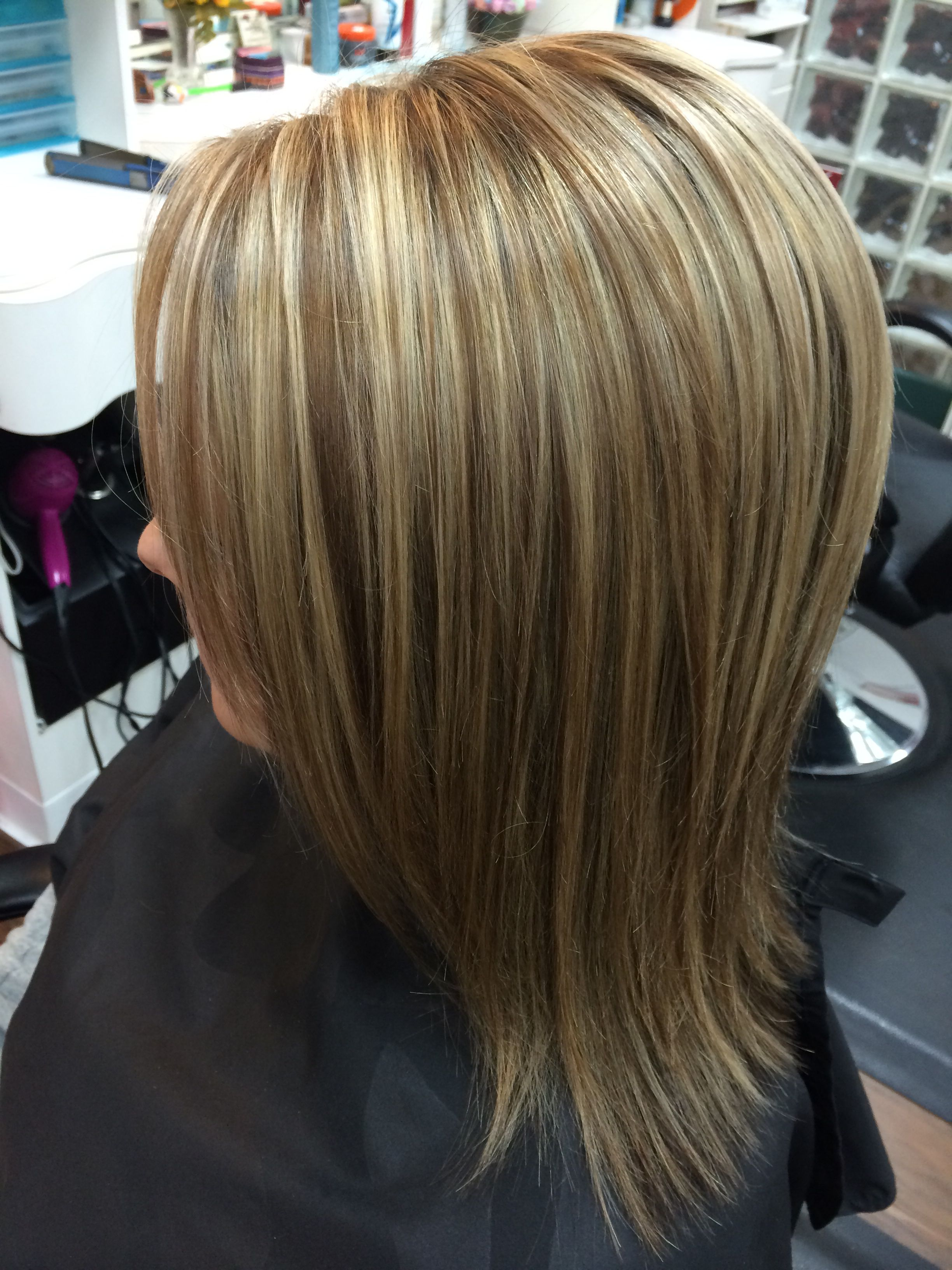 Fall Highlight Lowlight Perfect For Blondes Who Don T