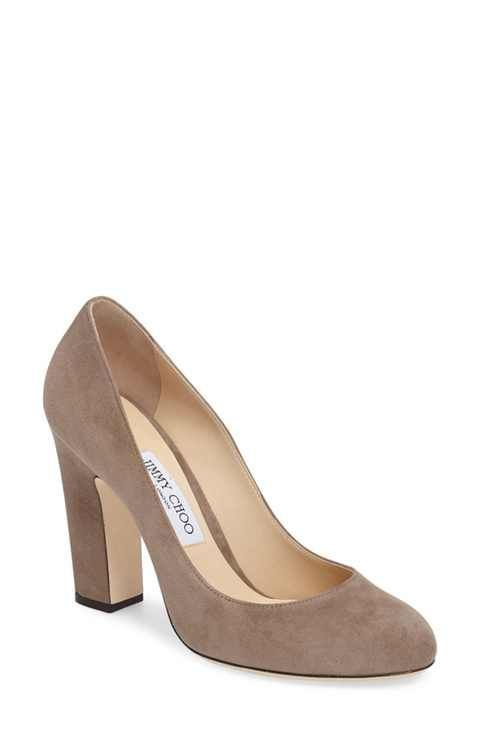 Jimmy choo Women's Billie Block Heel Pump nXcmc3eR
